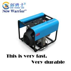 4500psi 300bar 30MPa função auto stop ajustável compressor de ar elétrica dupla Cilindro de gás PCP tanque de ar enchendo 1 pcs