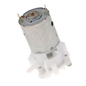 Mini Water Gear adescamento DC 3-12V RS-360SH Spray di pompaggio del motore