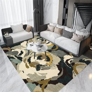 Home Decor Corridor Carpet Fashion Parlor Sofa Area Rug Dining Room Bedside Balcony Rug Nordic Style Large Living Room Carpet