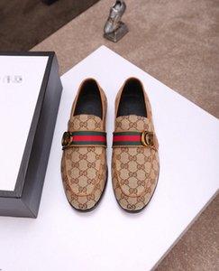 iduzi neue Art und Weise italienischen Designers Formal Mens-Kleid-Schuh-echtes Leder-Schwarz-Luxurys Hochzeit Schuhe Herren Wohnungen Büro Oxfords