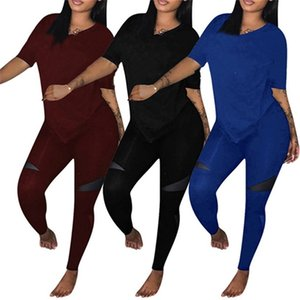 Women plus size hoodies pants tracksuits (have logo) fall casual clothing outfits 2 piece sets designer 3XL pullover leggings capris 3897