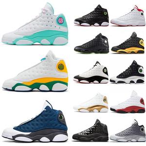 nike air jordan retro 13 13s baratos baloncesto para hombre satinadoJordánRetro para mujer para hombre de los zapatos de baloncesto casquillo Formadores las zapatillas de deporte