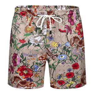 New Mens Shorts beiläufige Strand-Shorts Marken Designers kurze Hosen Sommer Männer Board Shorts Herrenhosen Freizeitbekleidung Badeshorts Größe M-3XL
