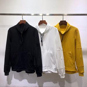 Homens de Moda de Nova Camisola Homens Mulheres Stylish Hoodies Jacket Mens alta Letter qualidade de impressão camisola com capuz sólida Tamanho Cor S-XL
