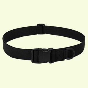 Táctico Cinturón utilidad Web cinturón de nylon para trabajo pesado durable con gancho velcro y hebilla de liberación rápida Hombres W