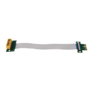 PCI-E PCI Express 1X Adaptör Esnek Devre Uzatma Kablo 36Pin