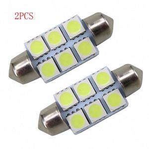SEKINEW Bianco 36 millimetri del festone di SMD 6 LED C5W dell'automobile della luce della lampada LED Auto lampadina 12V Accessori Interni Ornamenti SHNf #