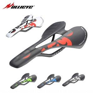 f2wMv ULLICYC смешанный цвет с 3K углерода велосипеда подушки велосипеда волокна горный велосипед седло дорожный велосипед подушки сиденья