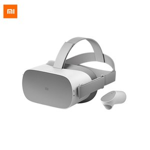 الأصل XIAOMI مي VR المستقلة الكل في واحد VR نظارات مع كوة 3GB / شاشة LCD 32GB 2K مع تحكم عن بعد VR سماعة LJ200917