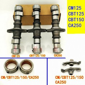 CM CBT125 150 CA250 Crankshaft Cam Scooter Motorcycle Engine Camshaft With Rocker Arms 3sDo#