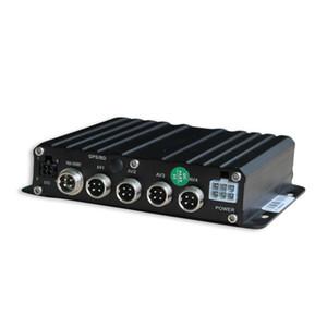 Grund 4ch MDVR, h.264 720p ahd Mobile DVR, ahd Auto-Recorder SD-Karte, Fabrik wettbewerbsfähig