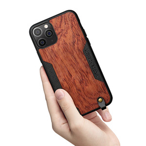 Fashion New Wood Phone Case for IPhone 12 SE2 11 11Pro 11Pro Max XSMAX XR XS X 7P 8P 7 8 Popular Anti-Fall Protective Back Cover