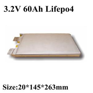 4pcs 3.2v 60ah Lifepo4 Lithium Battery for Diy 12v 24v 36v 120ah Ebike Beach Cruiser Sea Scooter Motorhome Car Star Golf Cart