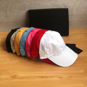6 Colors Fashion Baseball Cap for Unisex Leisure Sports Cap High Quality Hat Personality Simple Hat Fashion Accessories Supply