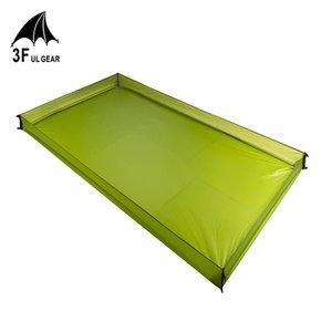 3F UL Gear Tent Footprint Portable Super Light Basin Ground Sheet 15D 210T Outdoor Camping Tarp Awning 12000mm Waterproof Index