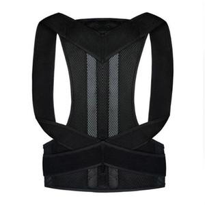 Brace Shoulder Support Back Care Posture Corrector Adjustable Clavicle Strap Improve Sit Walk Orthopedic Spine Belts For Women Men