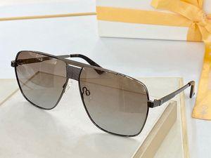 3336 Frauen klassische Stance Sonnenbrille Metall Quadrat Gold Frame UV400 Unisex Retro Pop-Art-Sonnenbrille Schutzbrille mit Rahmen