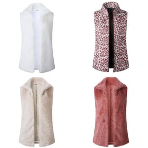 G6cwv Rabbit Fur jackets pele Raccoon de Collar Party Waistcoat Vest knitted Gilets women wool vest colete Fur With de coelho MX