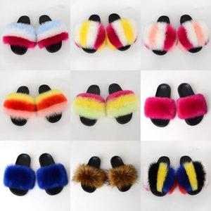 Zapatos de lujo de las mujeres tacones bajos 4.5cm verano zapatillas de cuero genuino de alta calidad diseñador Oficina sandalias clásico individual, mujeres de 35-40 C03 # 507