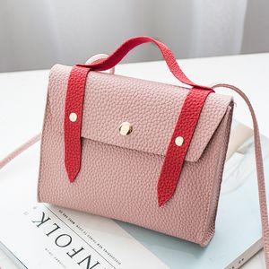 Nuovo retro postino Messenger Bag spalla del Small Package