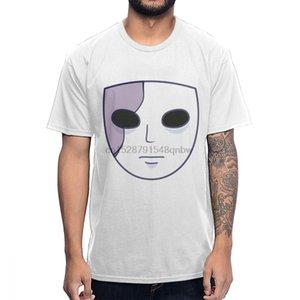 La máscara de la cara de Sally camiseta para el hombre estilo de Hip Hop cuello redondo del tamaño grande Camiseta mayorista