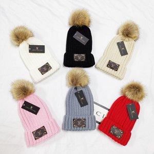 Fashion Unisex Winter-Hut Cuffed Cib Wollmütze Short Melone Haut Beanies Herbst-Winter-Solid Color Lässige Strickmütze