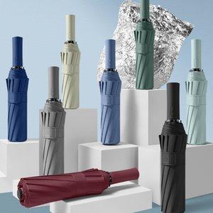2021 Latest Style Retro Shabby Floral Umbrella Super Durable Portable Umbrella Automatic Rain Gear For Sun Or Rain