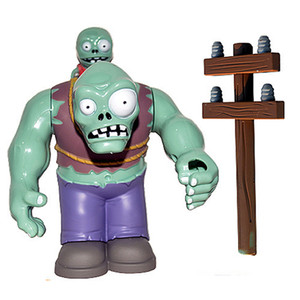 Plants vs Zombies figura giocattolo in plastica ABS tiro giocattolo - Gargantuar