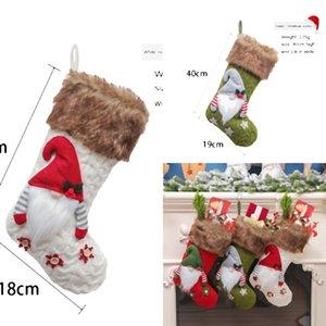 H6PW5 Faceless Old Man Dekorationen Bottle Covers Fashion Hotel Strick Rotwein Set Socken Innen Tabelle Weihnachtsdekorationen für Partei Festiv