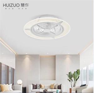 Xiaomi Youpin HuiZuo Akıllı Tavan Fan Işık Lambası Görünmez Hilal Beyaz FS33 FS34 Kapalı Işık Fikstür