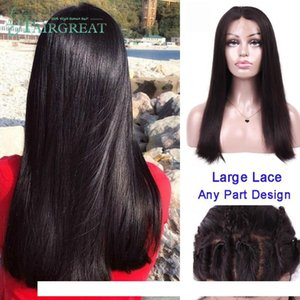 A Malaysian Full Density 360 Lace Frontal Wig Remy Straight Wigs 360 Lace Front Human Remy Hair Wigs For Women