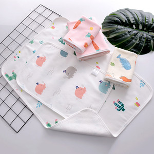 Baby Changing Pad Waterproof Washable Breathable Baby Newborn Child Oversized Leak-proof Mattress Table Cotton Aunt Pad