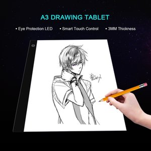 A3 Digital Graphics Tablet for Drawing Pad Art Painting Graphic Copy Board Electronics USB Writing Table LED Light Box