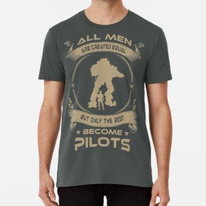 Only The Shirt migliore diventare piloti T Sprectre Titan Titanfall Fan Fan Art Peace Titanfall 2 Tf2 Scifi Robot