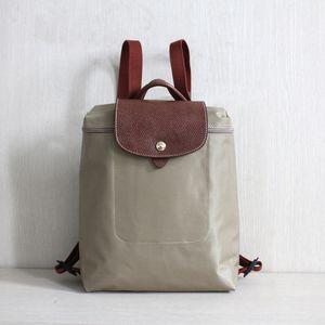 Designer-New-Rucksack-Beutel Modeschule Folding Nylon Rucksäcke Women Wasserdichte Shopping Bags