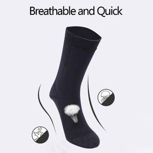 3mm Beach Swimming Diving Socks Water Sport Anti Slip Shoes Swim Surfing Diving Surfing Socks Beach Boots Supplies M