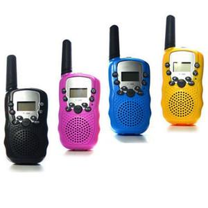 2 PC를 / 세트 어린이 장난감 22 채널 워키 토키 양용 라디오 UHF 장거리 휴대용 트랜시버 어린이 선물 M09을 앙팡
