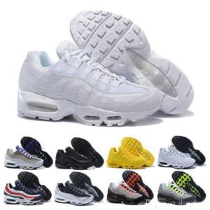 2020 Scarpe da corsa Triple Black White Neon solare laser rosso fucsia Orbit Bred Sneakers Aqua Mens allenatori sportivi Chaussures Size 40-45
