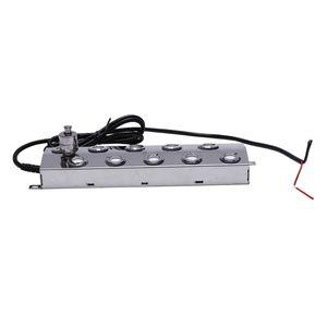 10 헤드 5KG / H 초음파 미스트 메이커 Fogger 높은 품질 스테인레스 스틸 공기 가습기 온실 Aeromist 수경 B