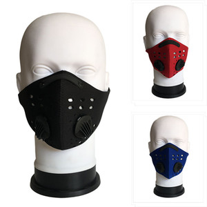 1pcs Dust Mask PM2.5 Dust Face Mask washable anti pm2.5 outdoor Masks Air Filter Safe Protection Masker