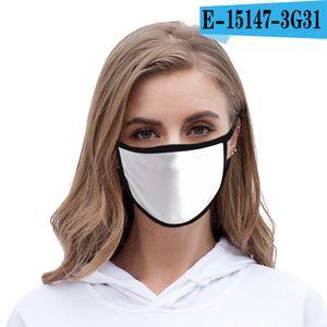 DIY custom image adult child Mask face Mouth cotton masks reusable washable fashion Anti-dust masks dust proof Unisex in stock