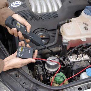 자동차 회로 스캐너 자동차 짧고 찾기를 열고 케이블 추적기 와이어 테스터 디지털 진단 도구를 들어 보트 SUV 트럭