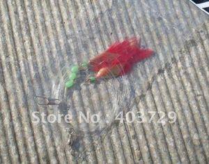 Hot 100 package lot 16# or 18# hooks High Quality Sea Fishing Sabiki Shrimp bait rigs baits Hooks Fi kmUZ#