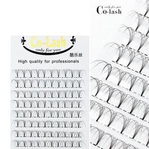 3D / 4D / 5D / 6D Faux Cils Mink Premade fans russes Volume tige courte Lash Pré Made Cils Extensions Fournitures