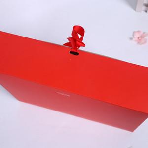 Weihnachtsgeschenkbeutel mit spezielles Design Wiederverwendbare Handwerk Papierkästen für Geschenke Süßigkeiten-Kekse Bündel Weihnachten Theme Geschenk Geschenk Taschen EWF2039