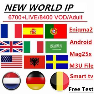 Программа ТВ 10000Live VOD м 3 у Android Smart TV France Arabe néerlandais Turquie платит-барельеф Australi Allemagne Espagne