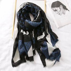 2020 women scarf summer silk scarves soft Shawl cotton Winter Muffler Headband Foulard Sjaal beach stole bandana