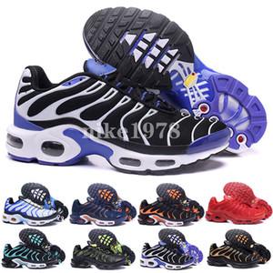 nike TN plus air max airmax Mercurial Tn Erkekler Ayakkabı Moda Kadın Sneakers Chaussures Femme Tn kpu Üçlü S Spor Eğitmenler Yastık Boyutları Eur40-47 BB02