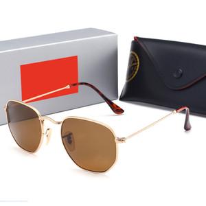 RayBan RB3548 lüks üst büyük qualtiy Yeni Moda orijinal kutu tom ile 709 Tom Güneş İçin Erkek Kadın Erika Gözlük ford Tasarımcı Marka Güneş Gözlükleri