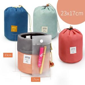 Multifunktions-kosmetische Beutel Kordelzug Wash Gargle Speicher-Beutel Mode-Handtasche Geldbeutel Einfachheit Tragbarer 2020 Hot Sold 4 65hn F2